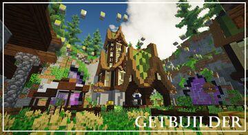 [LOBBY]  GetBuilder - Naturalia 100x100 Minecraft Map & Project
