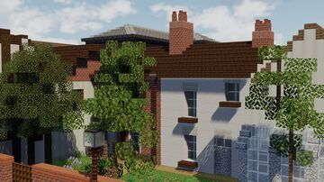 Darwin House (5 St Philip Pl) Minecraft Map & Project