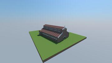 Lateran Basilica Rome 320ad Minecraft Map & Project