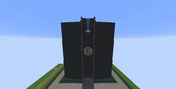 Ender Corp Tower Minecraft Map & Project