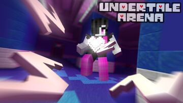 Undertale Arena Minecraft Map & Project