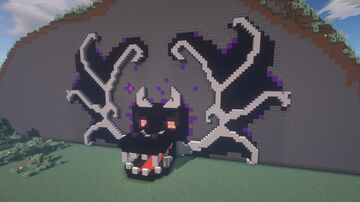 Minecraft Ender Dragon House Minecraft Map & Project