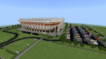 Stadion Zagłębia Lubin Minecraft Map & Project