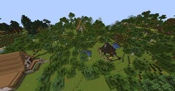 Cottagecore Builds Minecraft Map & Project