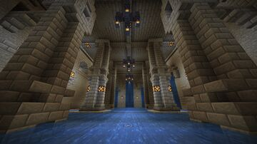 The Ancient Cistern - Puzzle adventure (Video contains spoilers) Minecraft Map & Project