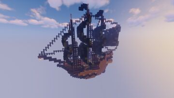 small pirate ship Minecraft Map & Project