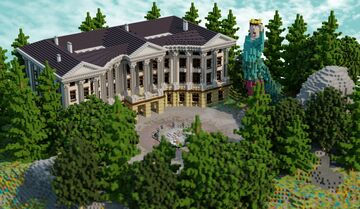 Server spawn | Krysot (downloadable) Minecraft Map & Project