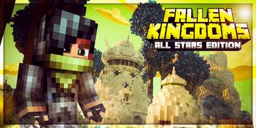 Fallen Kingdoms X - All Stars Edition Minecraft Map & Project