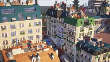 European City Map Minecraft Map & Project