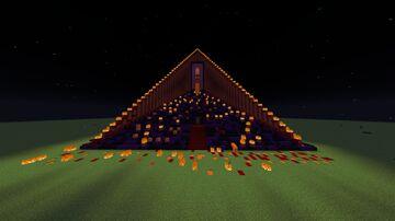 Devil's Pyramid Minecraft Map & Project