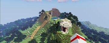 Classic Minecraft world Minecraft Map & Project