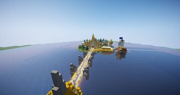 Asgard Minecraft Map & Project