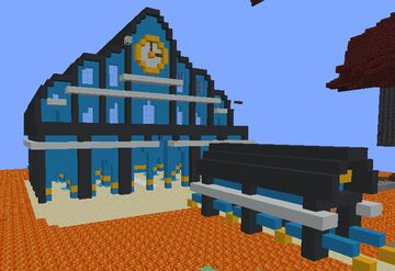 100% COMPLETE Bob the Blob Mansion, Fortress, and Tower, plus much more. Minecraft Map & Project