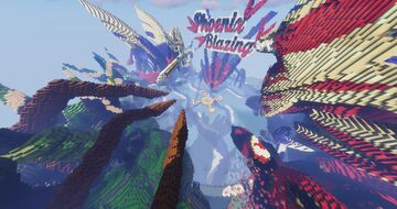 PhoenixBlazing Pixelmon Spawn- Gym - City - Town ( Completed Commission by Magma ) Minecraft Map & Project