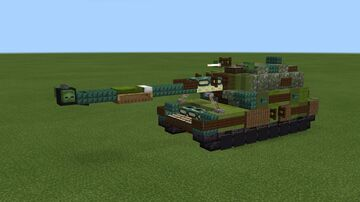 2S19 MSTA Minecraft Map & Project