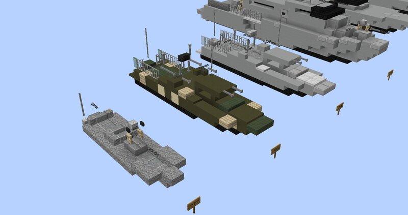 USMI 11, CB 90s