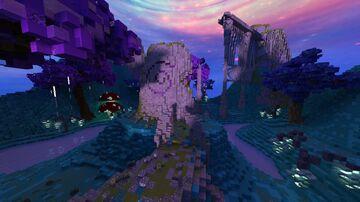 Rune of Nature - Senselis Minecraft Map & Project