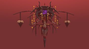Massive Nether Portal - The Gates of Hell (1.16.4+) Minecraft Map & Project