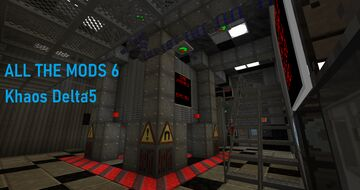 [AllTheMods6] [Dimension] Khaos Delta5 - Rift Chaos unfolded - Update III Minecraft Map & Project