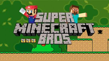 Super Minecraft Bros. (Mario Fan Game) Minecraft Map & Project