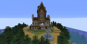 Clue! Minecraft Map & Project