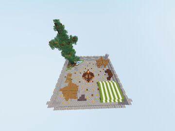 Mini Lobby stone Minecraft Map & Project