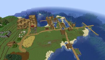 My 100 Days Survival Worlds by JohnnySau Minecraft Map & Project
