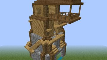 Ring the bell Minecraft Map & Project