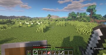 My world, first update (Lvl 5) Minecraft Map & Project
