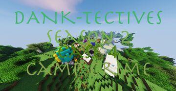 D.A.N.K-Tectives Season 2 Case 4: Camp Crime Minecraft Map & Project