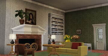 1950's American Home Interior Pack (Cocricot) Minecraft Map & Project