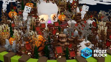 Halloween MainLobby Minecraft Map & Project