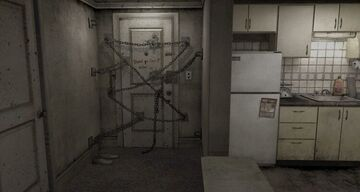 minecraft Silent Hill 4: the room Minecraft Map & Project