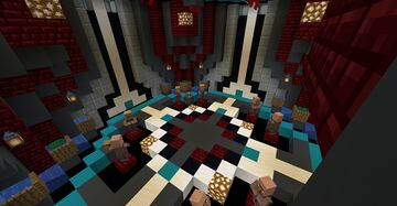 Slouch Potatoes Second_World Trading Area Minecraft Map & Project