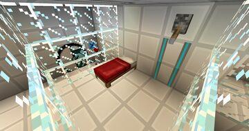 My Portal Testing Track Minecraft Map & Project