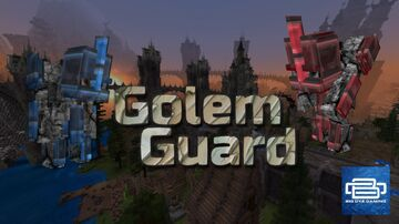 Golem Guard - PVP Mini Game - Available now on the Minecraft Marketplace! Minecraft Map & Project
