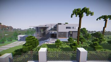 """""""Why Him?"""" House [1.12.2] Minecraft Map & Project"""