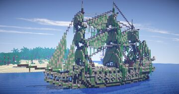 Pirate island [Buccaneer Bay Build Contest] Minecraft Map & Project