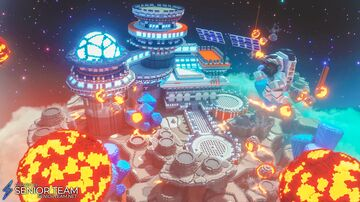 Space Haven — Server Spawn Minecraft Map & Project