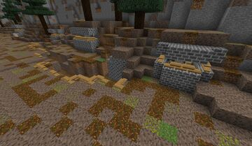 Hill 493 Minecraft Map & Project