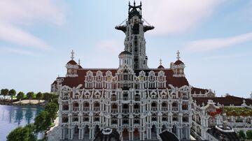 [Æonis] - Grand Bureau de Poste Impériale / Grand Bureau of the Imperial Mail Minecraft Map & Project