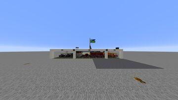 Emergency center (1.0.0 BETA) Minecraft Map & Project