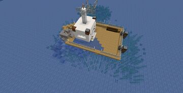 Shipwrecked in the Whispering Sea (v1.0) Minecraft Map & Project