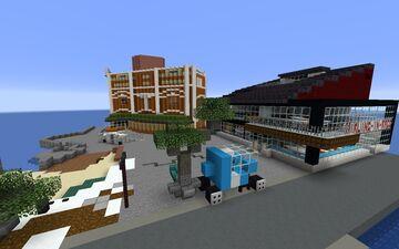 Disco Elysium - Revachol - Unfinished Minecraft Map & Project