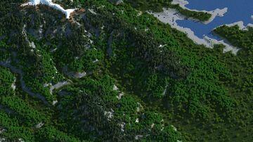 Draugdôr (WorldPainter Terrain) Minecraft Map & Project