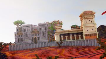 Spawn Faction 4 Styles - By RossignolMC Minecraft Map & Project