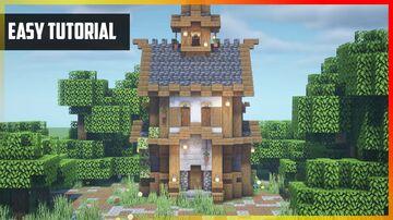 ⚒️ Minecraft: Alchemist's workshop   Easy Tutorial Minecraft Map & Project