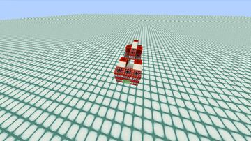 Minecraft TNT Missile   The Front   Minecraft Map & Project