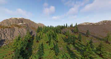 Epic Survival Island [2048x2048 blocks] Minecraft Map & Project