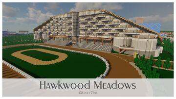 Hawkwood Meadows : Alleron City Minecraft Map & Project